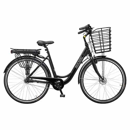 mustang elcykel manual
