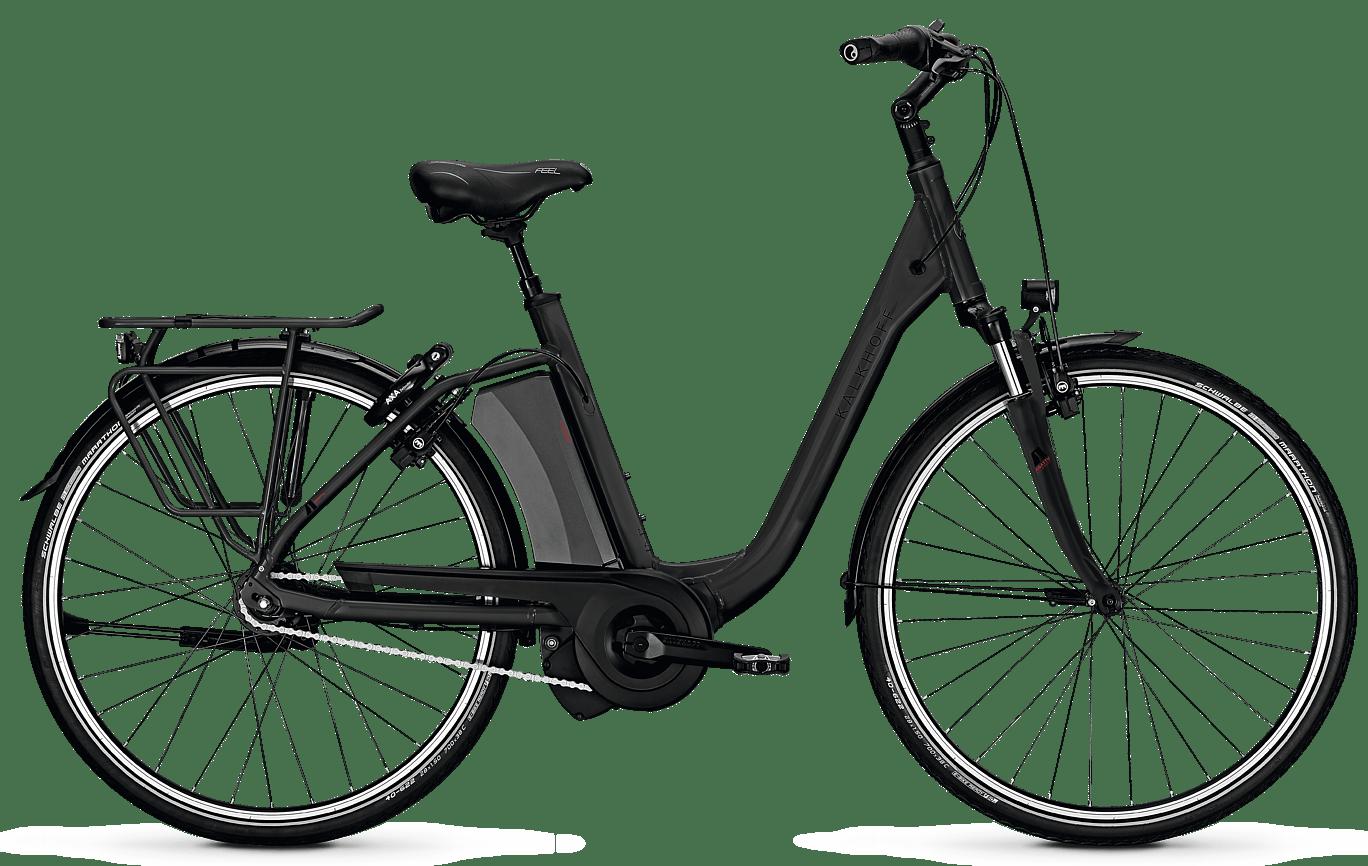 testvinder dame elcykel - Kalkhoff Agattu Advance i8R 17.5ah