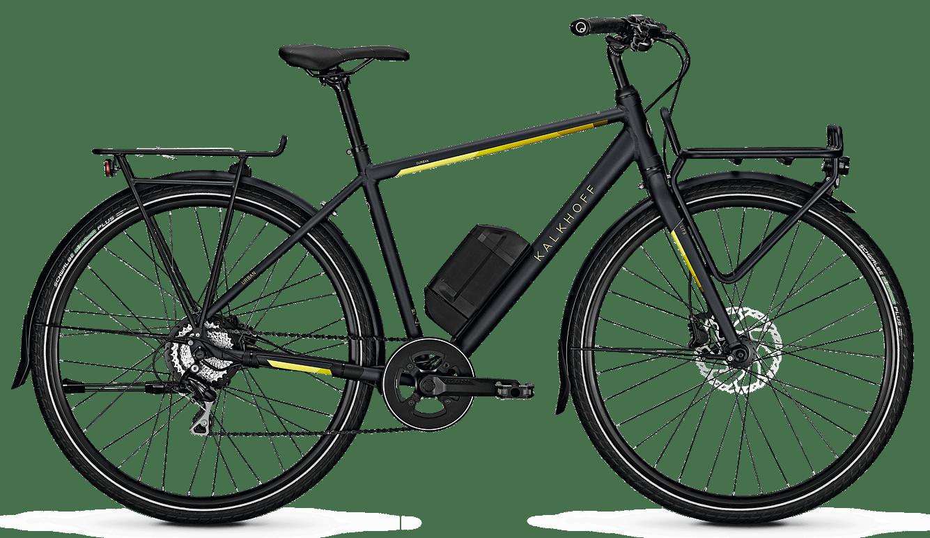 Kalkhoff Durban Advance G9 7ah Herre 2018 (elcykel herre)