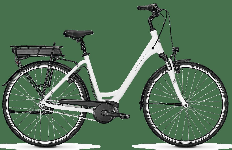 Bedst til prisen - Kalkhoff Jubilee B7R Advance 11.1ah Dame 2018