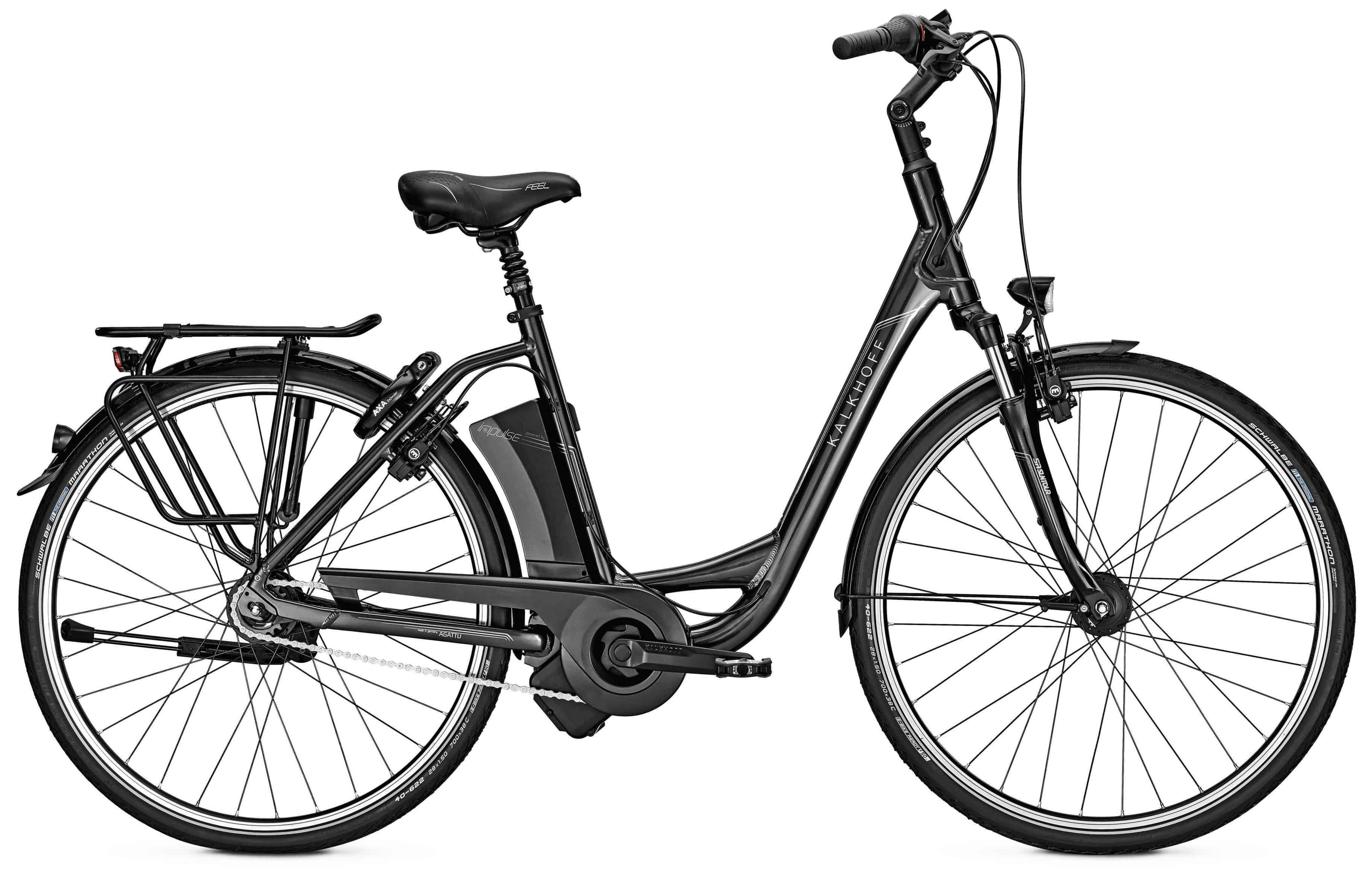 elcykel test - testvinderen