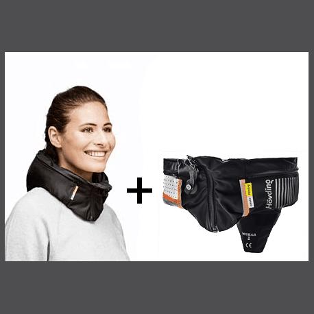Høvding Cykelhjelm - Airbag 2.0 inkl cover