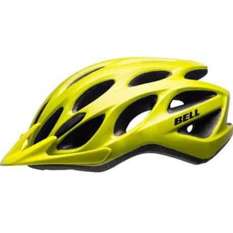bell Neongul tracker cykelhjelm
