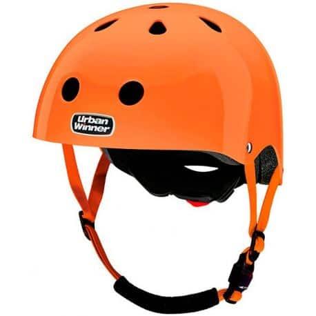 Urban Winner hjelm med lys