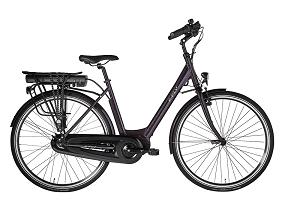 Billig elcykel med centermotor
