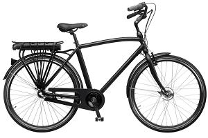 Mustang Devotion elcykel med 3 gear